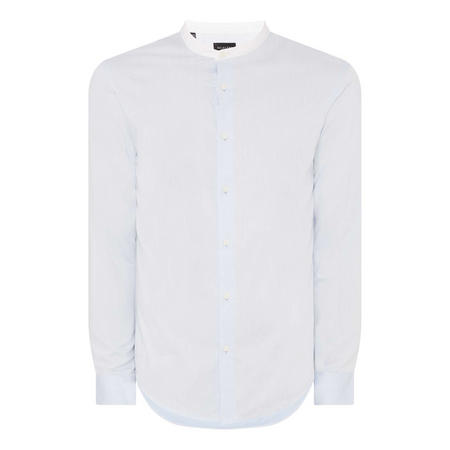 Slim Contrast Shirt