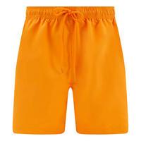Reflective Side Stripe Swim Shorts