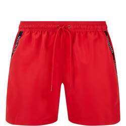 Logo Tape Pocket Shorts