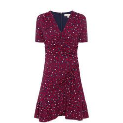 Hearts V-Neck Dress