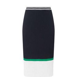 Thelonia Pleated Skirt