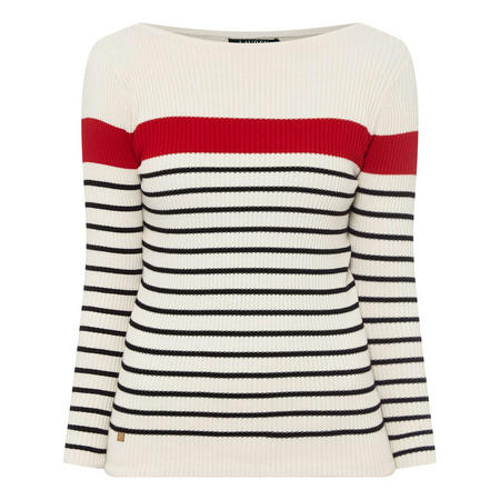 Leslie Striped Sweater