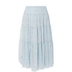 Pauldina Floral Skirt