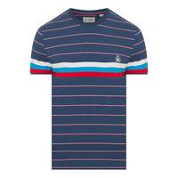 Engineered Stripe T-Shirt
