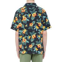 Tropical Print Short Sleeve Shirt