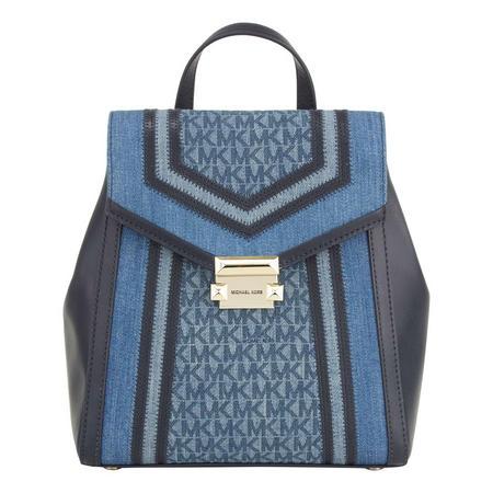 Whitney Denim Backpack