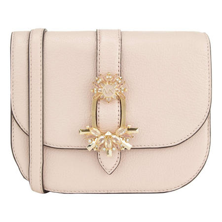 Double Pouch Large Crossbody Bag