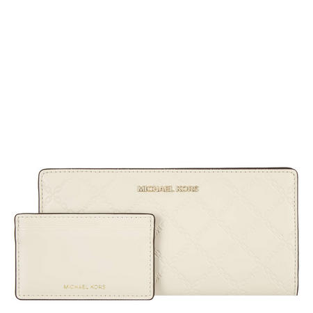 Embossed Chain Wallet