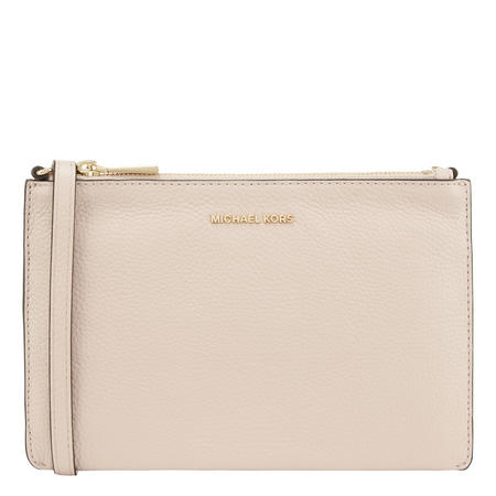 Adele Double-Zip Crossbody Bag