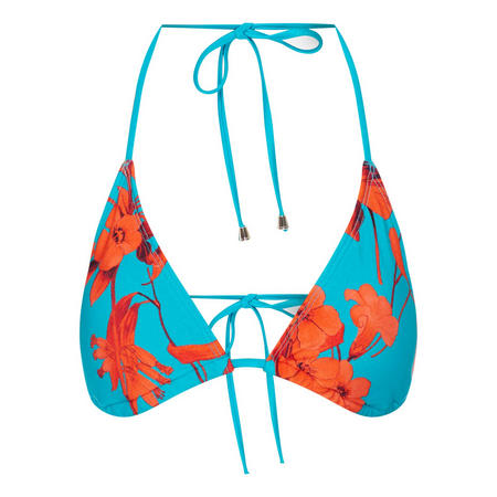Fantasia Tie Bikini Top
