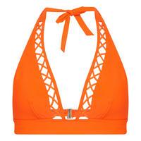 Evaana Lattice Bikini Top