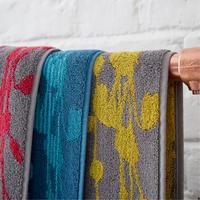St Lucia Towel Turmeric