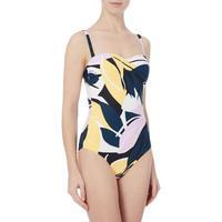 Copy Print Swimsuit