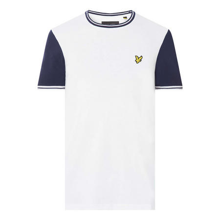 Tipped Block T-Shirt