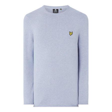 Marled Crew Neck Sweater