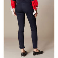 Buttoned Skinny Jeans