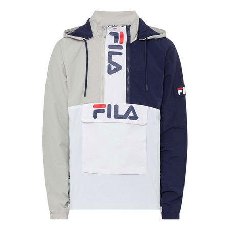 Parallax Colourblock Windbreaker