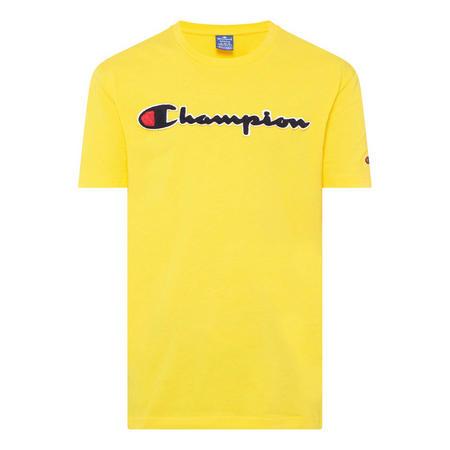 Towelled Logo T-Shirt