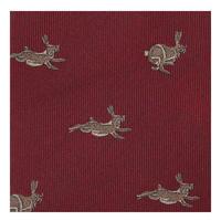 Rabbit Pattern Tie
