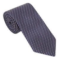 Triangle Pattern Tie