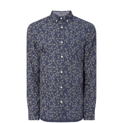 Matthew Floral Print Regular Shirt