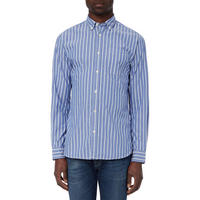 Matthew Stripe Print Regular Shirt