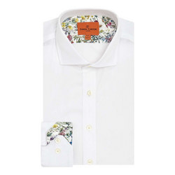 Floral Lined Shirt