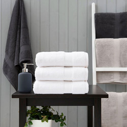 Poloma 750 Gsm Towel White