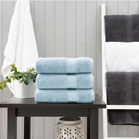 Poloma 750 Gsm Towel Airforce Blue