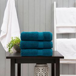 Poloma 750 Gsm Towel Teal