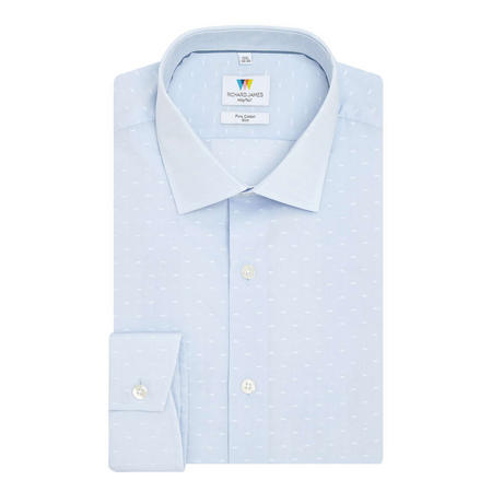 Spotted Slim Fit Shirt