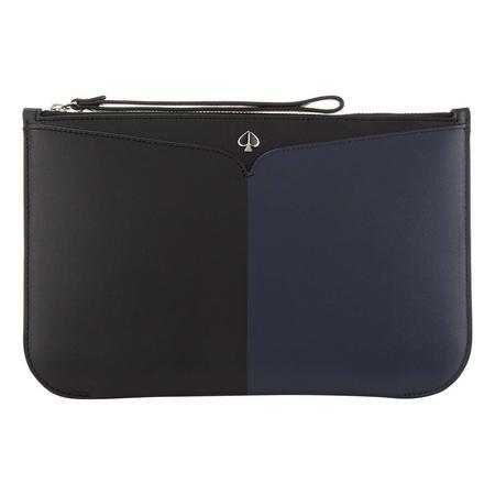 Nicola Bicolour Pouch Bag