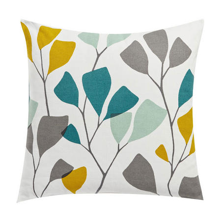 Ines Cushion Spruce/Citrine