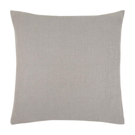 Linen Cushion Flint 50 x 50cm