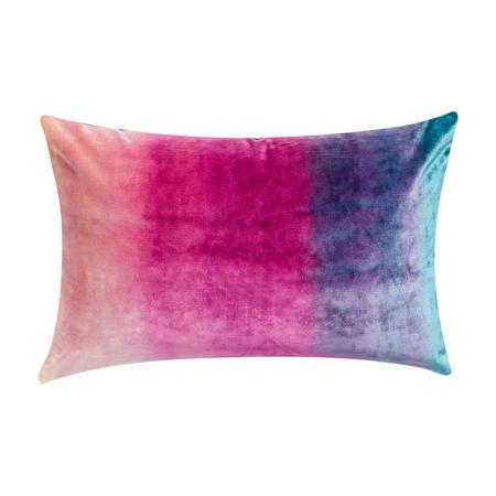 Sissinghurst Cushion Green/Pink