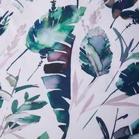 Aralia Duvet Cover Set Green