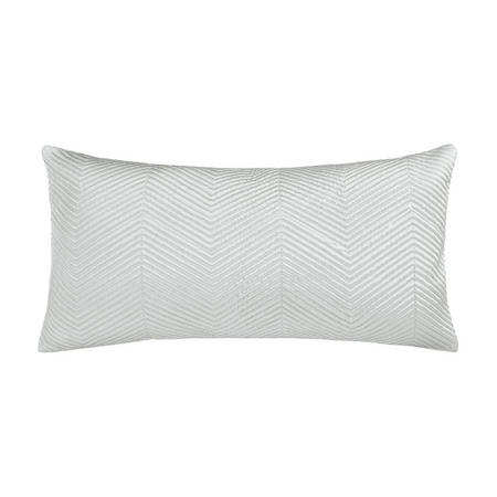Boutique Hotel Linear Cushion Frost 30 x 60cm