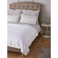 May Jacquard Bedspread White
