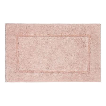 Deep Pile Microfresh Technology Bath Mat Light Pink 50 x 80cm