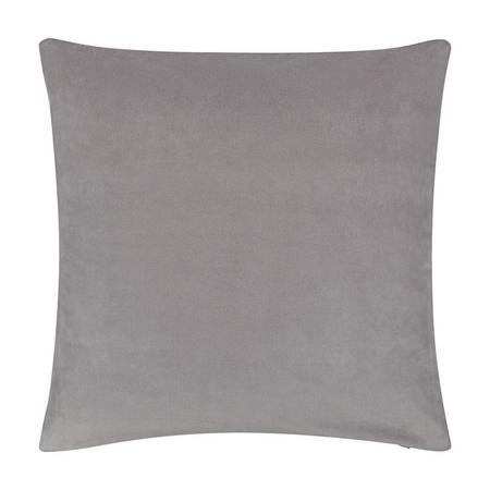 Plain Velvet Cushion Storm