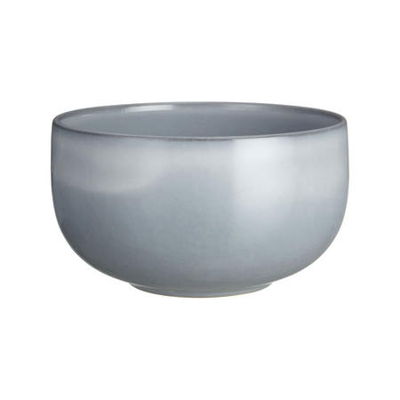 Glaze Double Noodle/Serving Bowl Blue