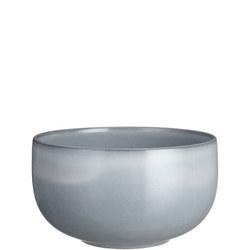 Glaze Double Noodle/Serving Bowl Blue