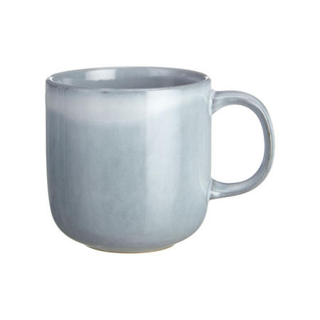 Glaze Double Mug Blue