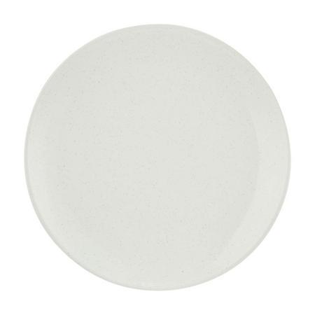 Glaze Speckle Side Plate White