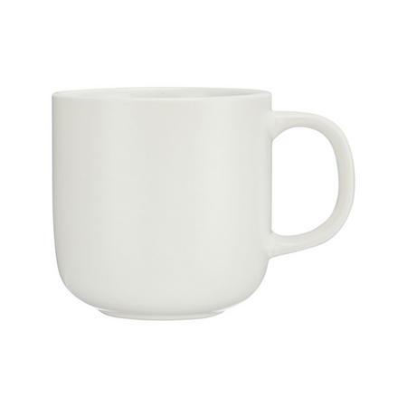 Glaze Speckle Mug White