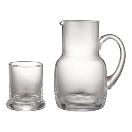 Serve Glass Carafe and Tumbler 800ml