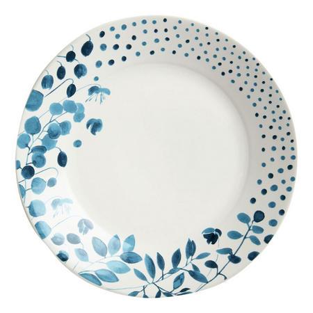 Wdl Floral Side Plate 22cm