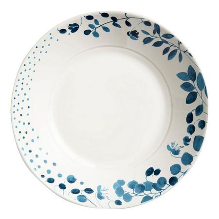Wdl Floral Pasta Bowl 24cm