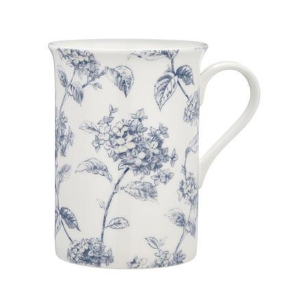 Country Archive Hydrangea Mug