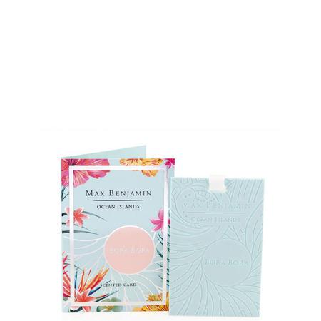 Bora Bora Luxury Scented Card